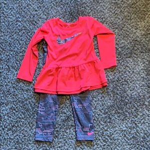 Nike 3 t dri fit outfit